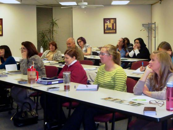 Enjoy Lifelong Learning classes with Margaret Ruth